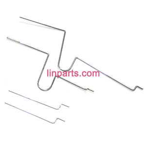 WLtoys WL F929 Glider Helicopter Spare Parts: elevator steel wire