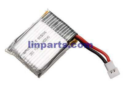 3.7V 500mAh Battery (Air-to-air plug)