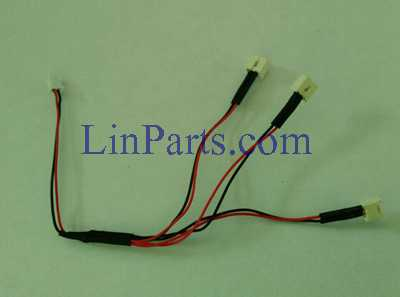 WLtoys F949 RC Glider Spare Parts: Motor wire