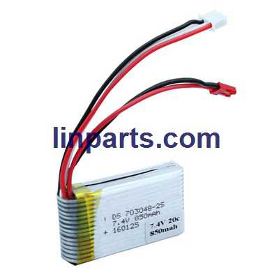 Wltoys Q202 Aircraft Carrier RC Quadcopter Spare Parts: Battery(7.4V 850Mah)