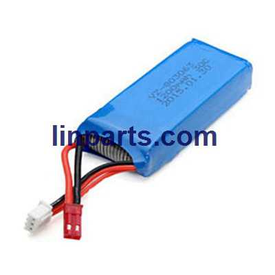 Wltoys Q202 Aircraft Carrier RC Quadcopter Spare Parts: Battery(7.4V 1200Mah)