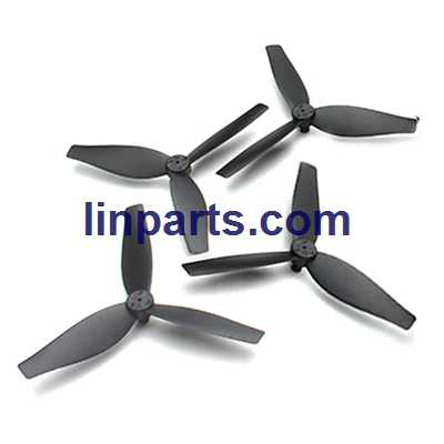 Wltoys Q202 Aircraft Carrier RC Quadcopter Spare Parts: Blades set