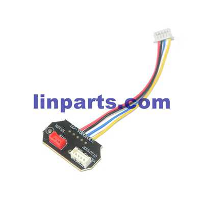 WLtoys WL Q212 Q212G Q212K Q212GN Q212KN RC Quadcopter Spare Parts: Camera cable