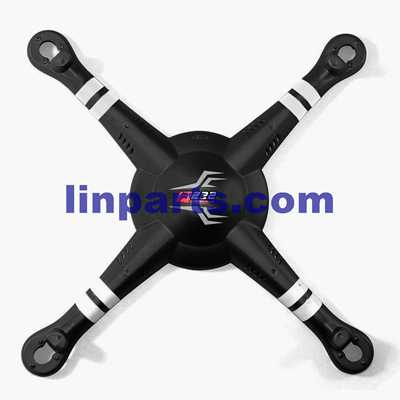 Wltoys DQ222 DQ222K DQ222G RC Quadcopter Spare Parts: Upper cover [Black]