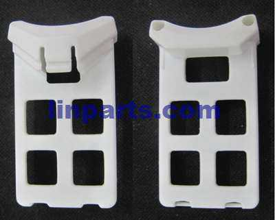 Wltoys Q242G RC Quadcopter Spare Parts: Battery box[White]