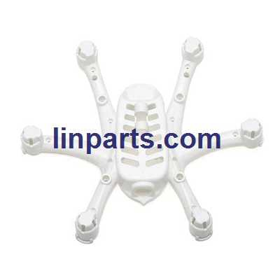Wltoys WL Q282 Q282-G Q282-J RC Hexacopter Spare Parts: Lower Body Shell Cover [White]