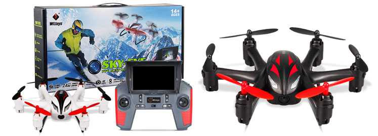 Wltoys WL Q292 RC Hexacopter