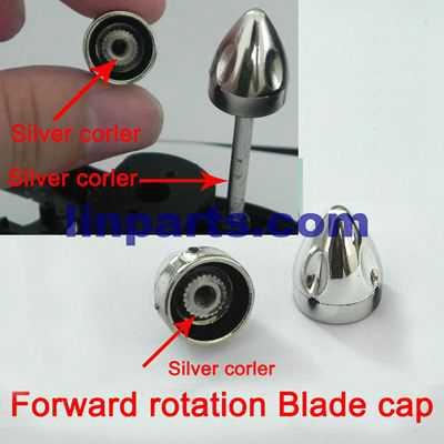 WLtoys WL Q303 RC Quadcopter Spare Parts: Forward rotation Blade cap