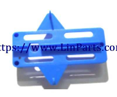 WLtoys WL Q626 Q626-B RC Quadcopter Spare Parts: Circuit board cover [Blue]