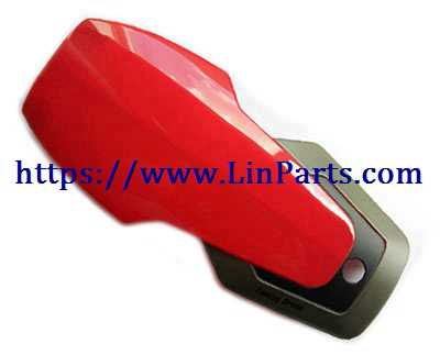 Wltoys Q636-B RC Quadcopter Spare Parts: Red upper cover