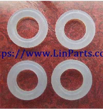 Wltoys Q636-B RC Quadcopter Spare Parts: Rubber ring set