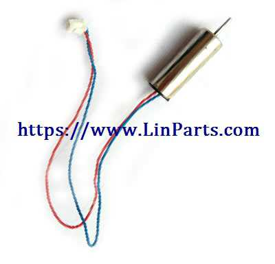 Wltoys Q686 RC Quadcopter Spare Parts: Main motor(Red/Blue wire)