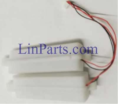 Wltoys Q696 Q696A Q696C Q696E RC Quadcopter Spare Parts: Rear lights with shade parts