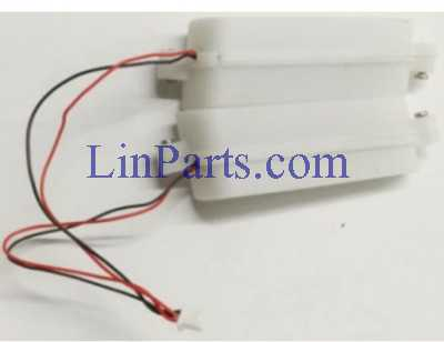 Wltoys Q696 Q696A Q696C Q696E RC Quadcopter Spare Parts: Front lights with shade parts
