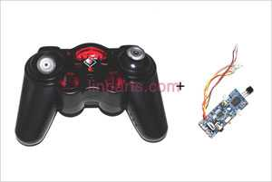 WLtoys WL S977 Spare Parts: Remote Control\Transmitter and PCB\Controller Equipement