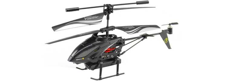 WLtoys WL S977 RC Helicopter with camera