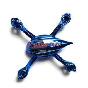 WLtoys V343 RC Quadcopter WL toys V343 Quadcopter model Spare Parts: Upper Head cover(Blue)