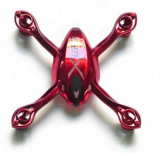 WLtoys V343 RC Quadcopter WL toys V343 Quadcopter model Spare Parts: Upper Head cover(Red)