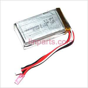 WLtoys WL V333 V333N RC Quadcopter Spare Parts: Battery Battery 7.4V 850mAh