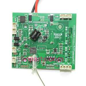 WLtoys WL V262 UFO Spare Parts: PCB/Controller Equipement