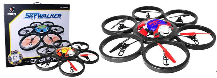 WLtoys WL V323 Big RC Quadrocopter