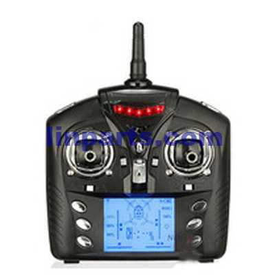 WLtoys WL V323 Big RC Quadrocopter Spare Parts: Remote Control/Transmitter