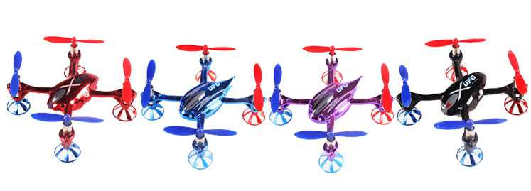 Wltoys WL V343 Funny 2.4GHz 6 Axis Gyro RC Quadcopter USB Rechargeable 4 Channel Mini UFO Great Gift