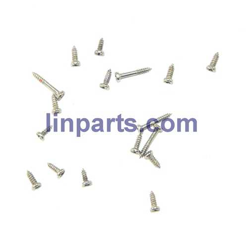 WLtoys V343 RC Quadcopter WL toys V343 Quadcopter model Spare Parts: screws pack set