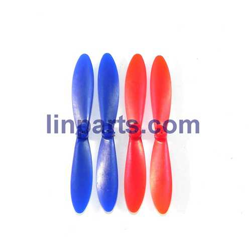 WLtoys V343 RC Quadcopter WL toys V343 Quadcopter model Spare Parts: Main blades set