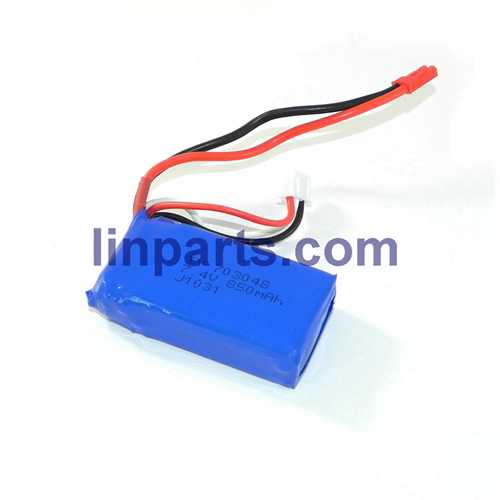 WLtoys WL V353 RC Quadcopter Spare Parts: Battery 7.4V 850mAh