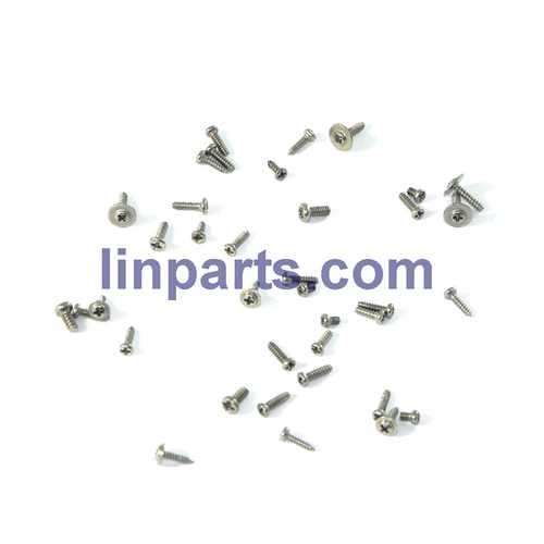 WLtoys WL V353 RC Quadcopter Spare Parts: screws pack set