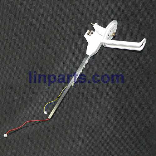 WLtoys WL V353 RC Quadcopter Spare Parts: Side bar(Red and black wire)