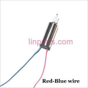 WLtoys WL V388 Spare Parts: Main motor(Red/Blue wire)