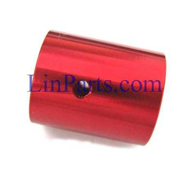 Wltoys V393 RC Quadcopter Spare Parts: Aluminum sleeve[Red]