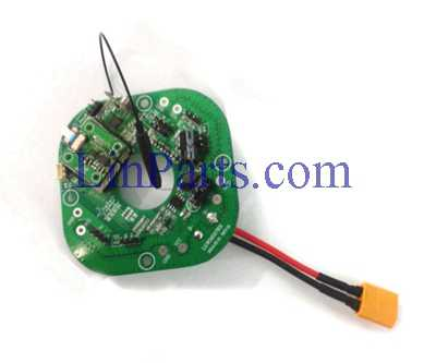 Wltoys V393 RC Quadcopter Spare Parts: PCB/Controller Equipement