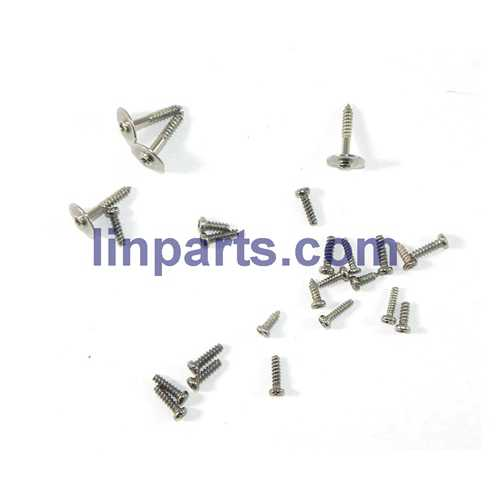 LISHITOYS L6052 L6052W RC Quadcopter Spare Parts: Screws pack set