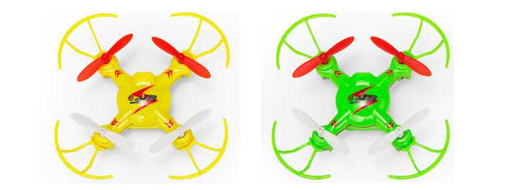 Wltoys WL V646 V646A MiNi RC Quadcopter