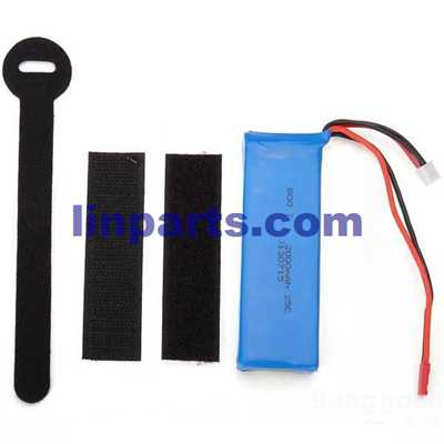 WLtoys WL V333 V333N RC Quadcopter Spare Parts: Battery 7.4V 2000mAh