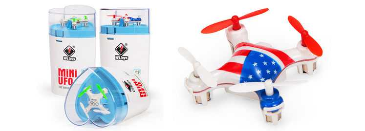 Wltoys WL V676 MiNi RC Quadcopter