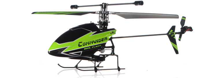 WLtoys WL V911-1 RC Helicopter(Green version)