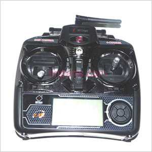WLtoys WL V912 Spare Parts: Remote Control/Transmitter