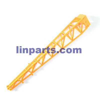 JJRC V915 RC Helicopter Spare Parts: Tailstock [Yellow]