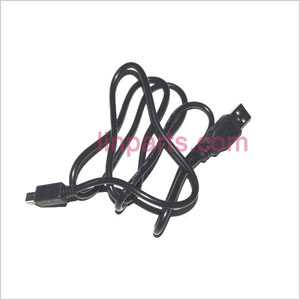 WLtoys WL V922 Spare Parts: USB charger wire 800092 USB line