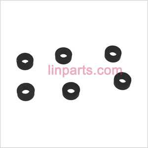 WLtoys WL V922 Spare Parts: Rotor hub rubber swashers 800012