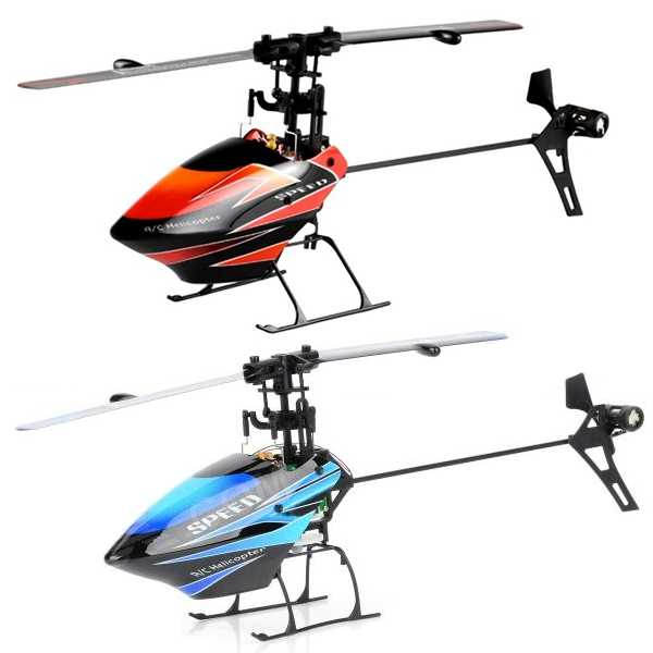 WLtoys WL V922 RC Helicopter (6 Channel Long Distance Control Hel)