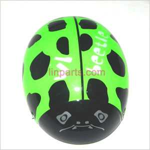 WLtoys WL V929 Spare Parts: Head cover (green)