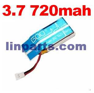 Cheerson CX-30 CX-30C CX-30W CX-30W-TW CX-30S RC Quadcopter Spare Parts: Battery 3.7V 720mah