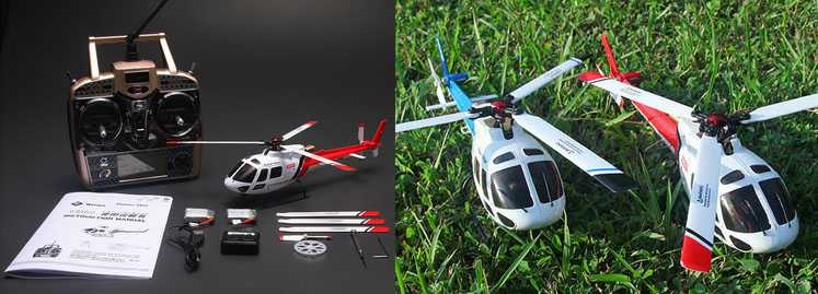 WLtoys WL V931 RC Helicopter