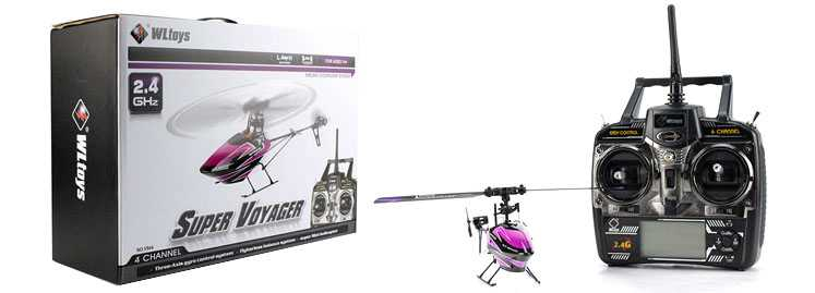 WLtoys WL V944 RC Helicopter