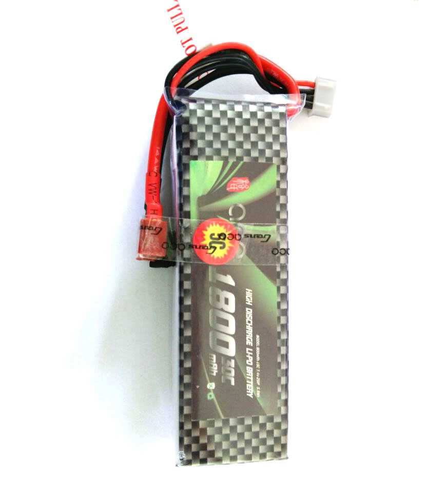 WLtoys WL V950 RC Helicopter Spare Parts: Battery 11.1V 1800mAh